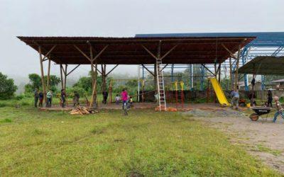 Minga – Taller de construcción en bambú